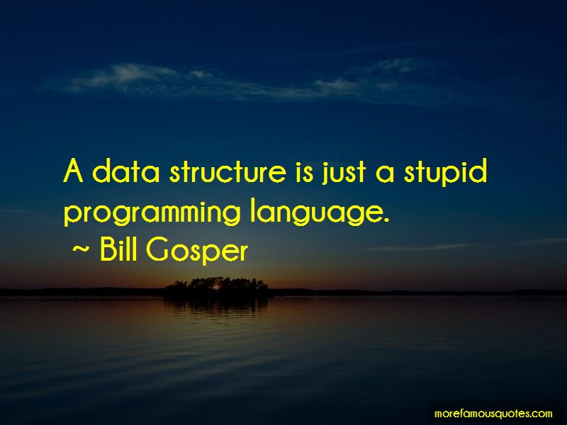 Data Structure Quotes Pictures 2
