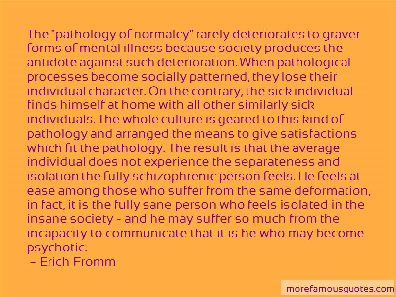 Deformation Quotes Pictures 4
