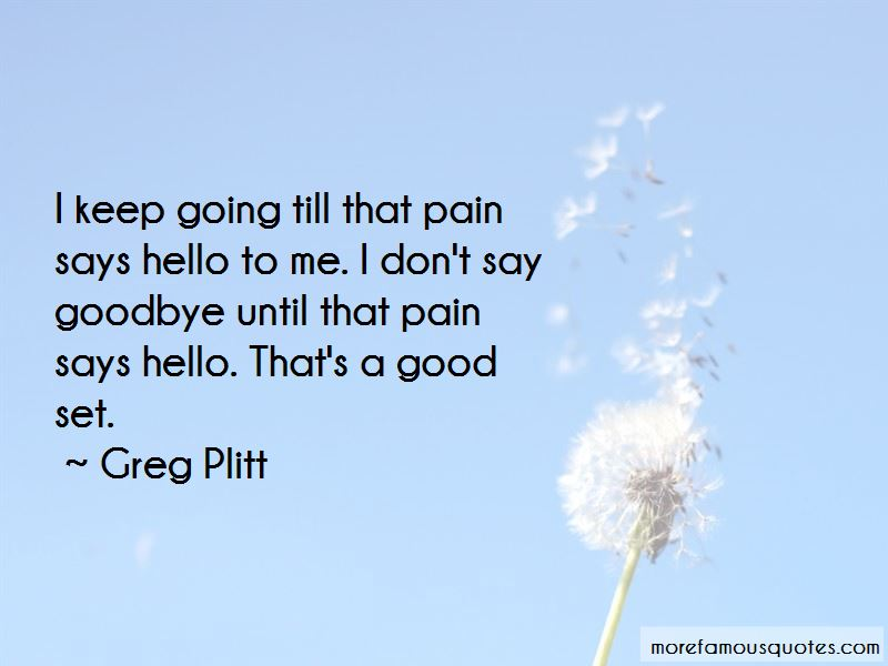 Don't Say Goodbye Quotes Pictures 2