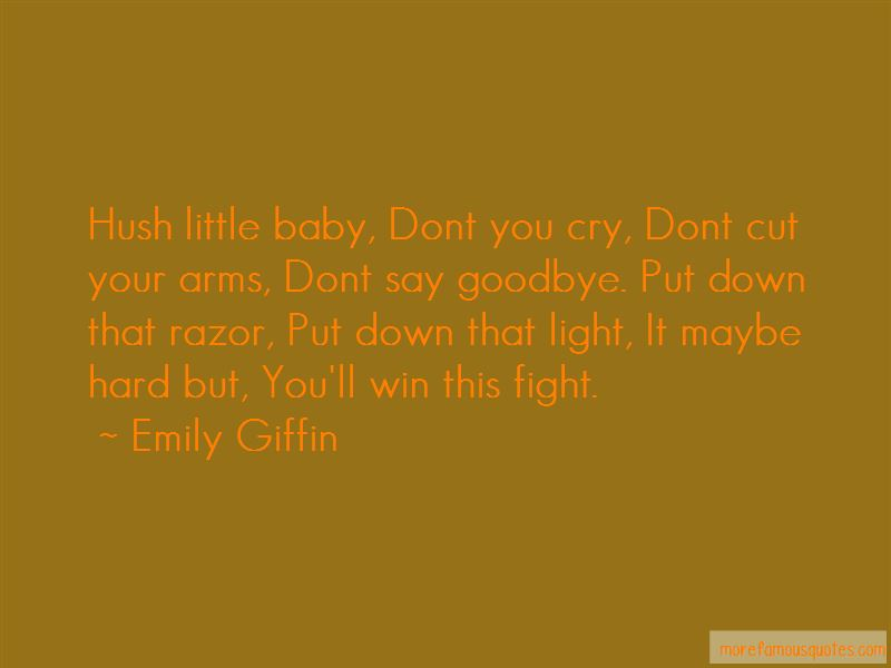 Don't Say Goodbye Quotes Pictures 4