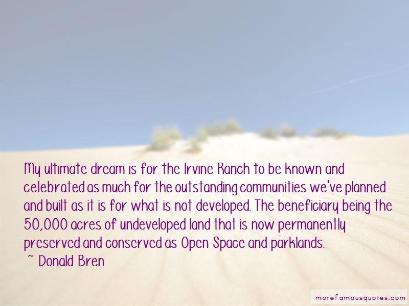Dream Space Quotes