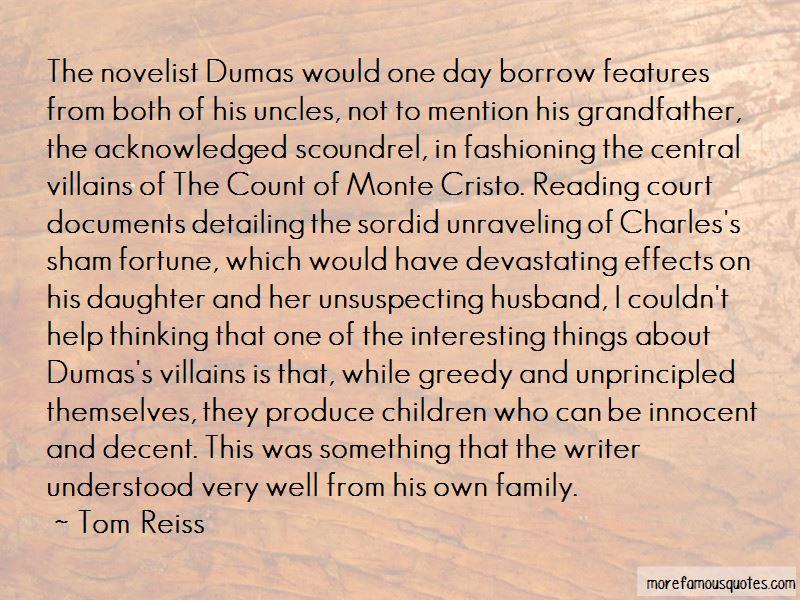 Dumas Count Of Monte Cristo Quotes