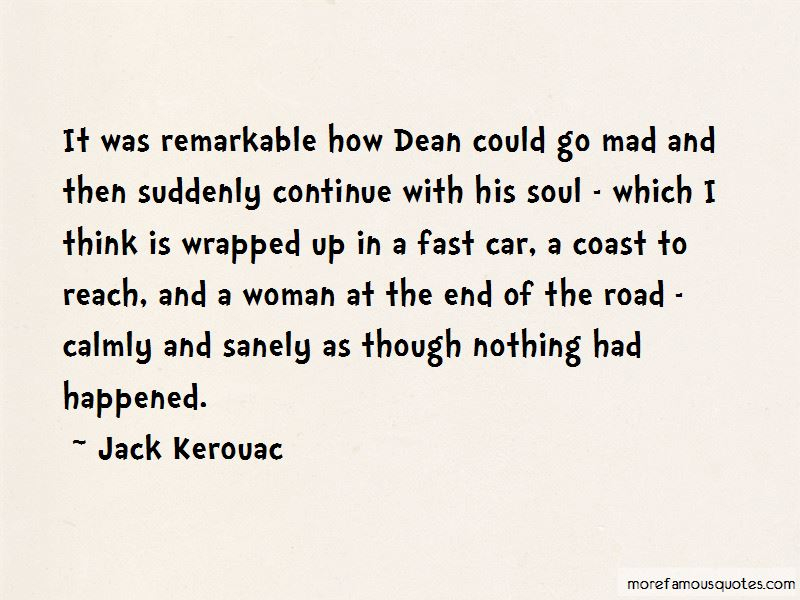 End Of The Road Quotes