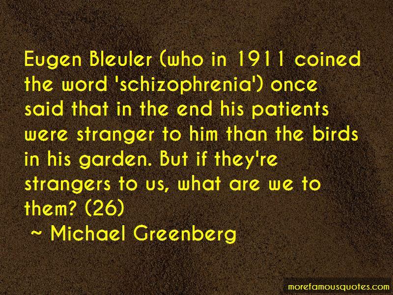 Eugen Bleuler Quotes