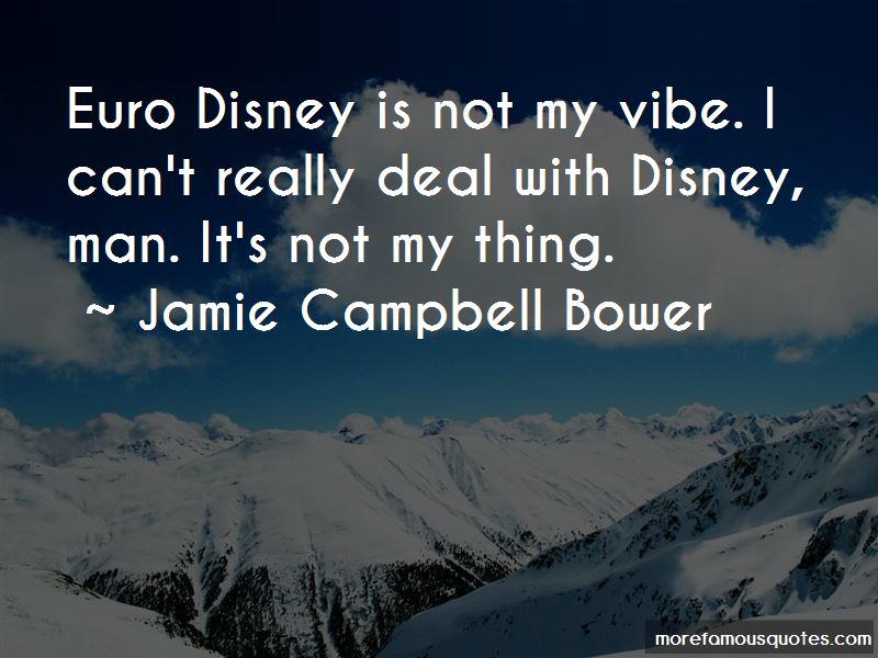 Euro Disney Quotes