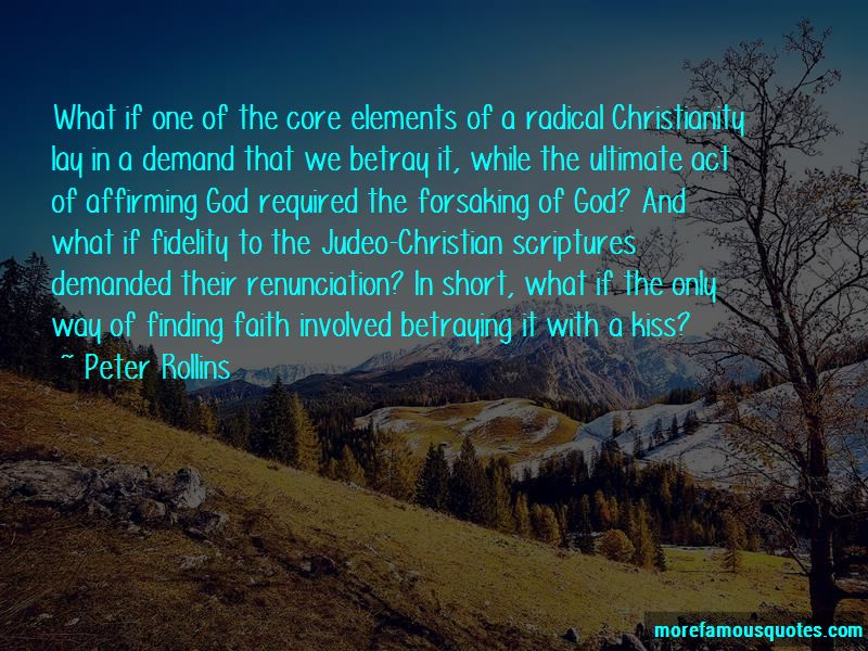Faith In God Short Quotes