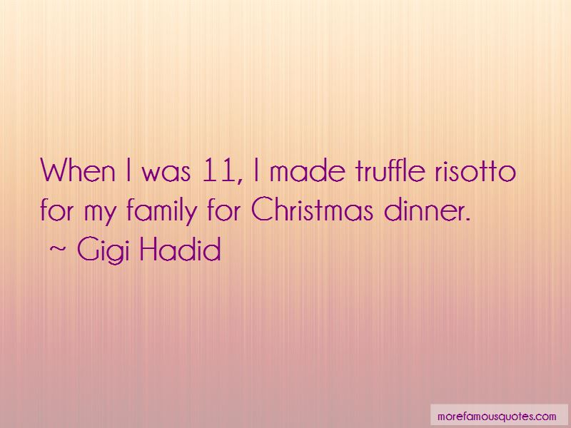 Family Christmas Dinner Quotes Pictures 2