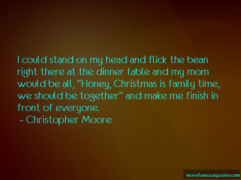 Family Christmas Dinner Quotes Pictures 3