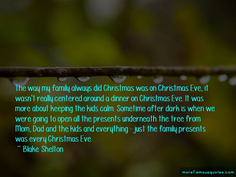 Family Christmas Dinner Quotes Pictures 4