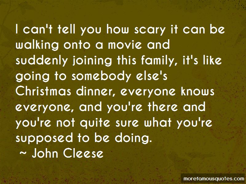 Family Christmas Dinner Quotes