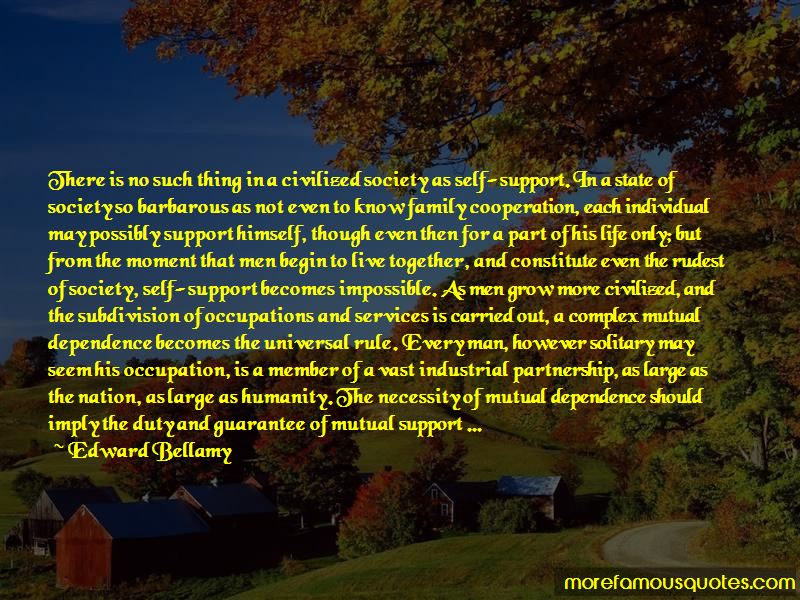 Family Cooperation Quotes