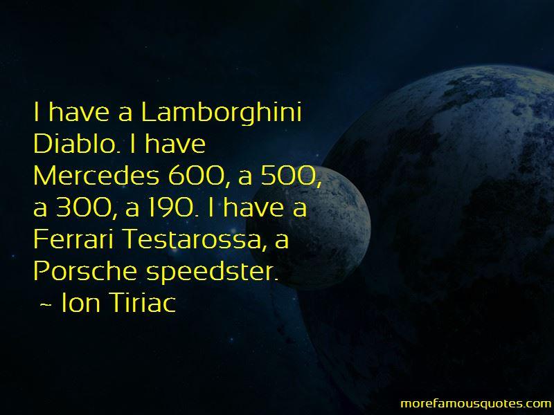 Ferrari And Lamborghini Quotes Top 3 Quotes About Ferrari