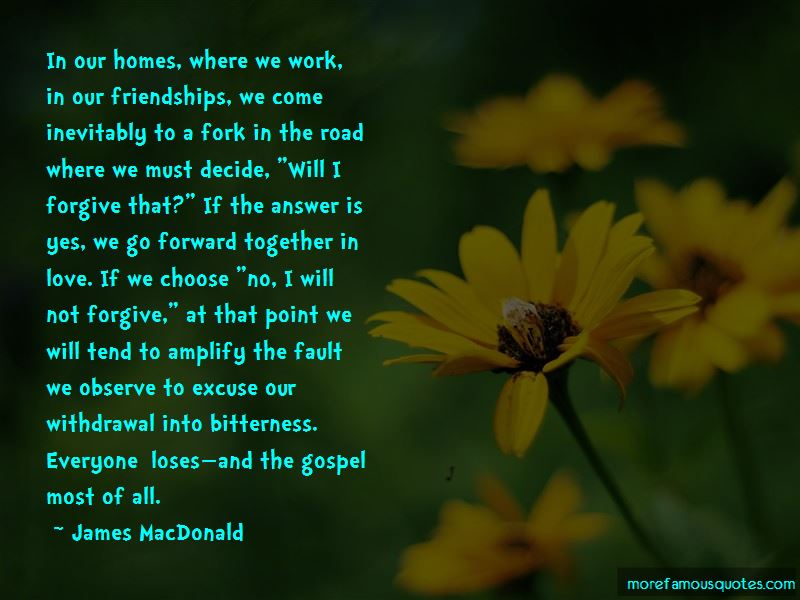 Fork In The Road Love Quotes