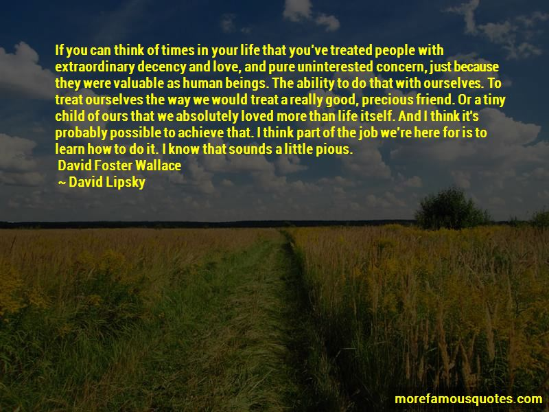 Foster Wallace Quotes