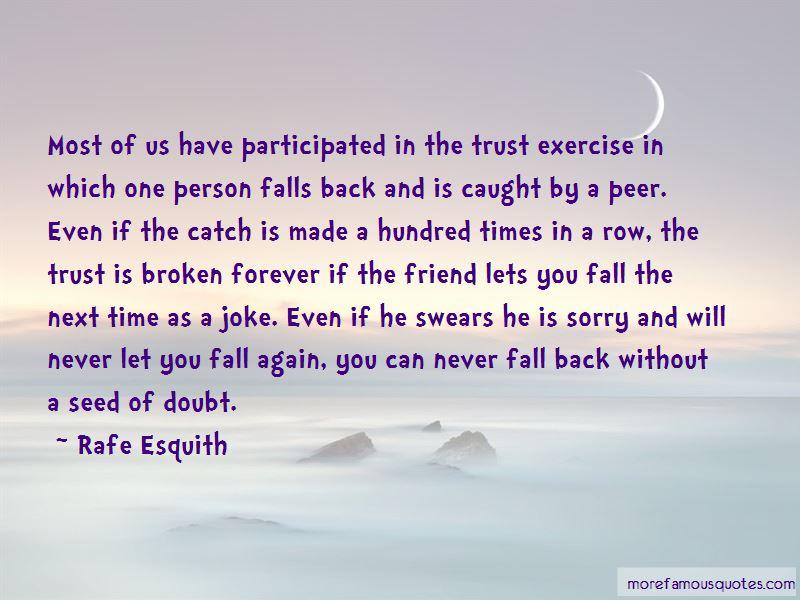 Friend Broken Trust Quotes Pictures 2