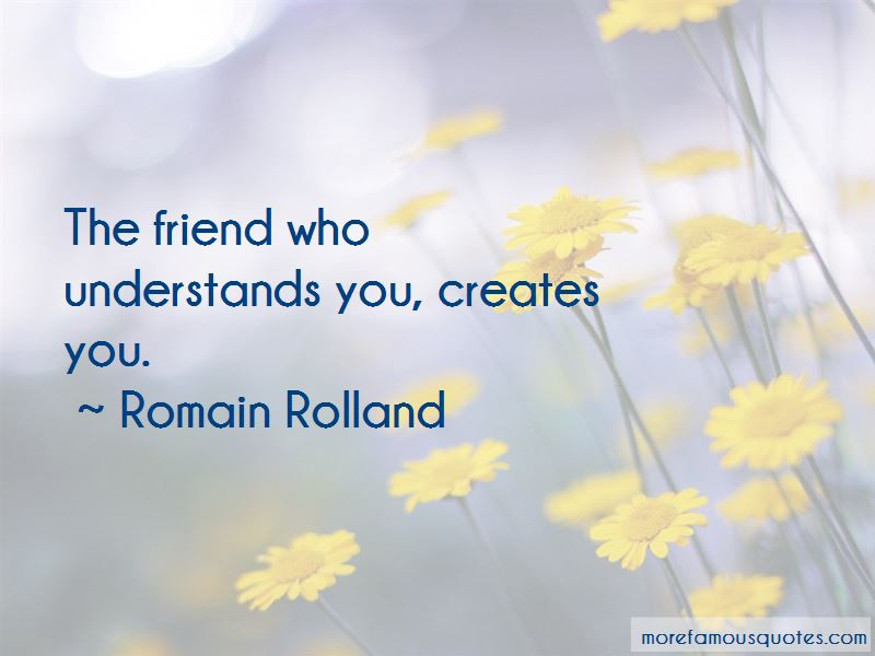 Friend Who Understands Quotes Pictures 2