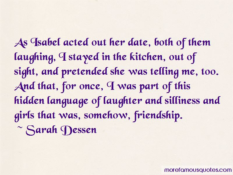 Friendship Silliness Quotes Pictures 2