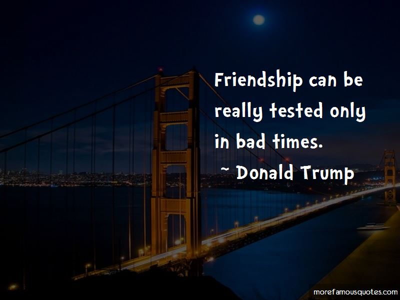 Friendship Tested Quotes Pictures 4