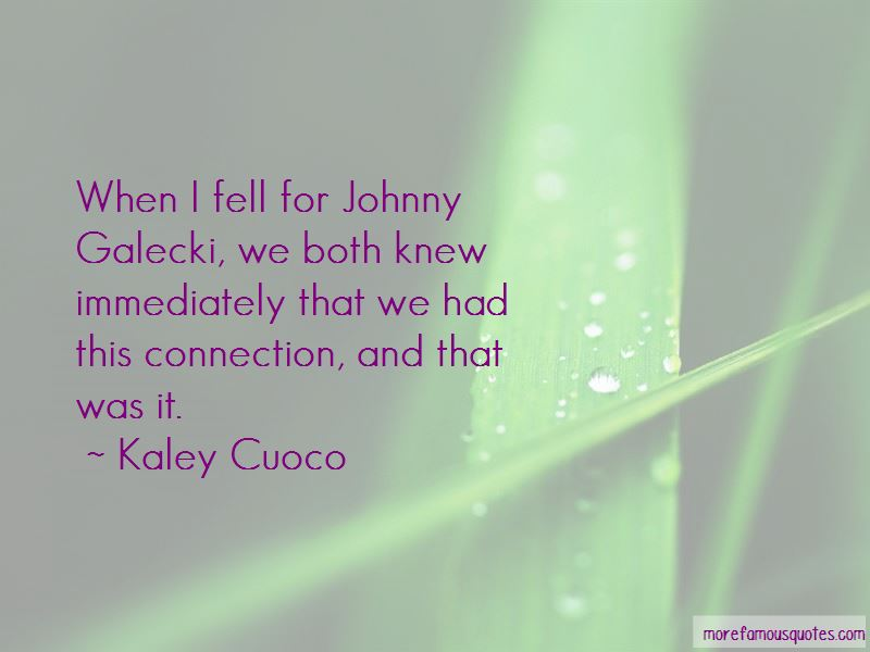 Galecki Quotes Pictures 2