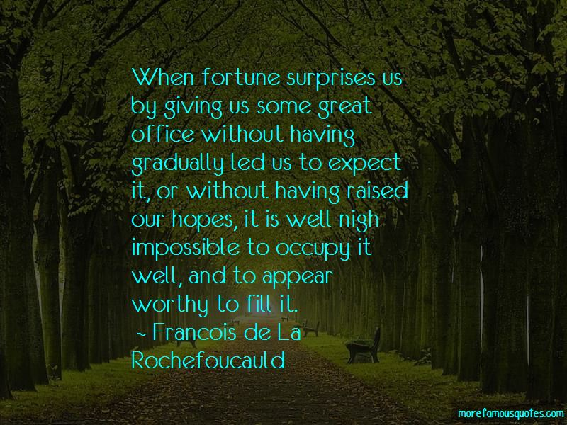 Giving Surprises Quotes Pictures 2