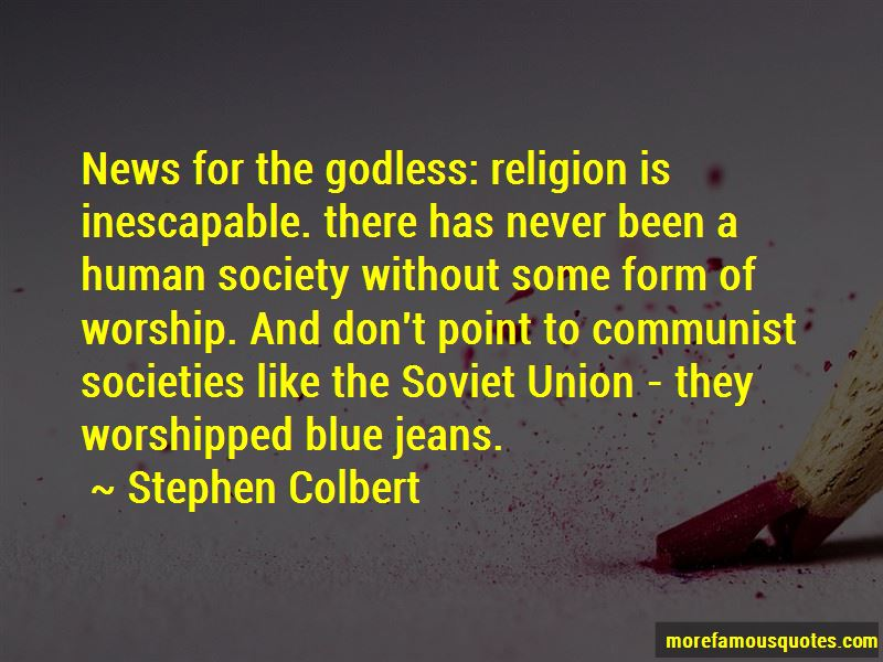 Godless Society Quotes Pictures 4
