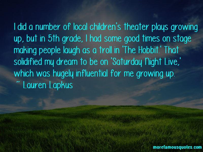 Good 5th Grade Quotes