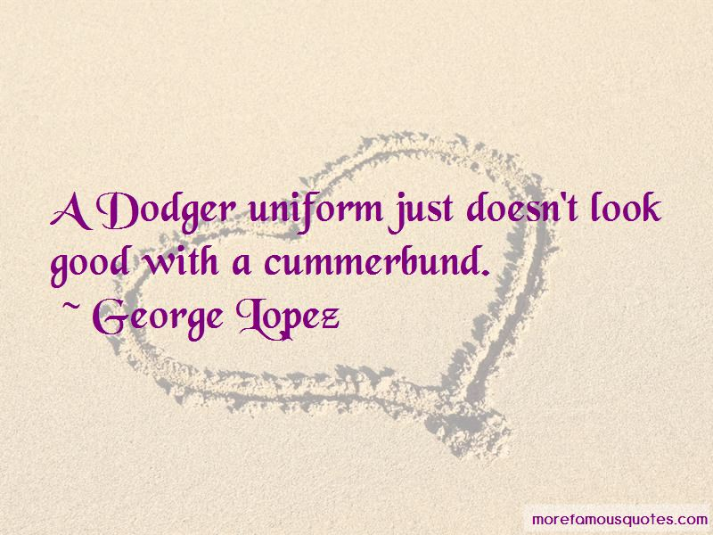 Good Dodger Quotes