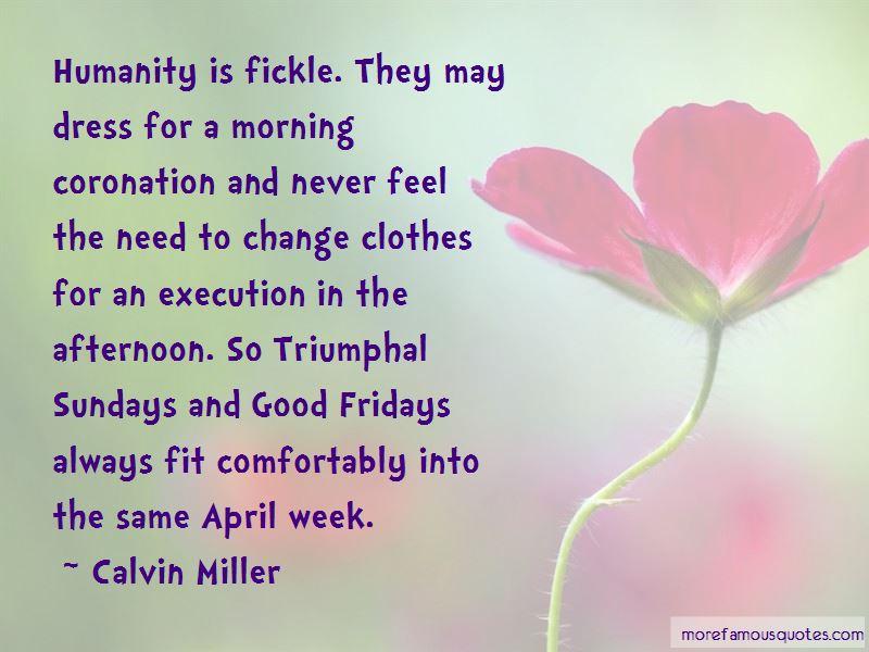 Good Fridays Quotes