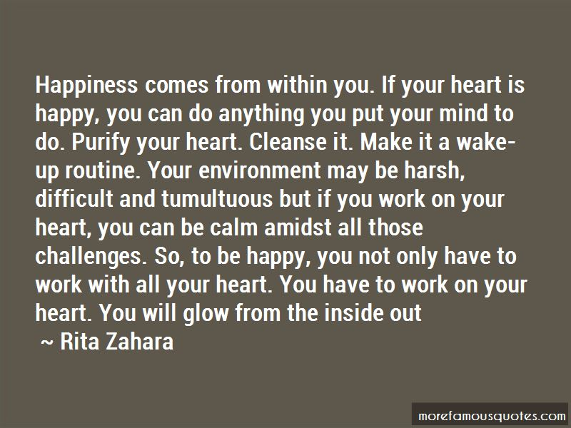 Heart Is Happy Quotes Pictures 3