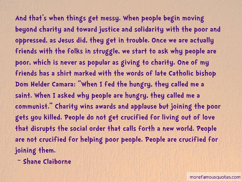 Helder Camara Quotes