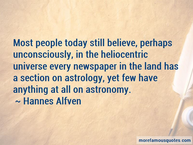 Heliocentric Quotes