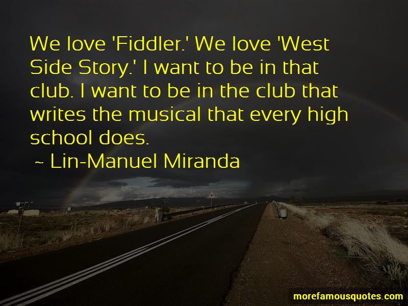High School Musical Love Quotes