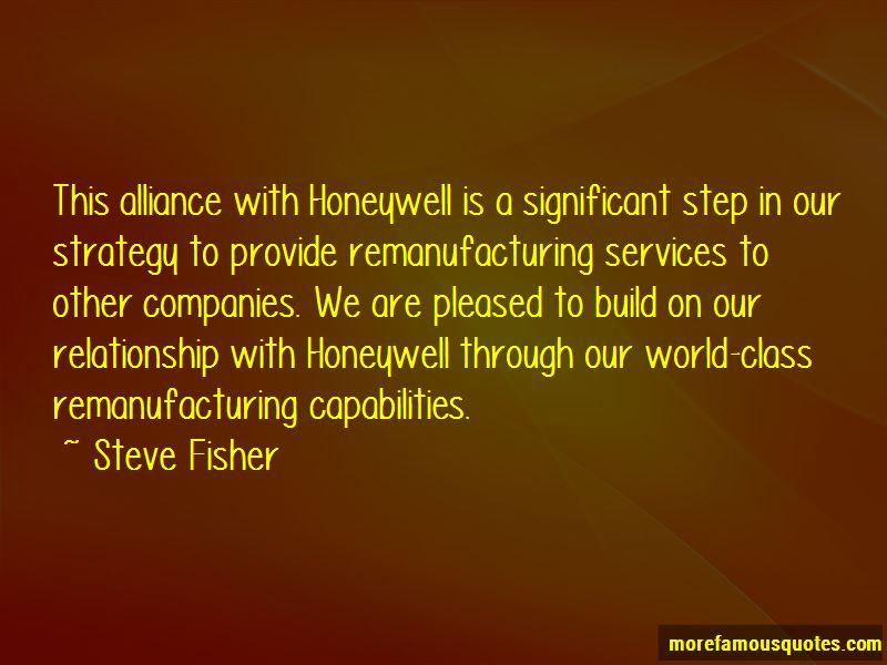 Honeywell Quotes