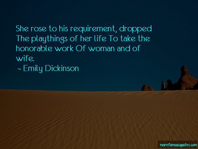 Honorable Work Quotes Pictures 2