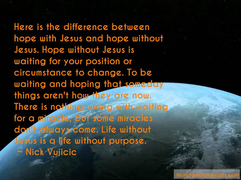 Hoping For Miracle Quotes Pictures 4