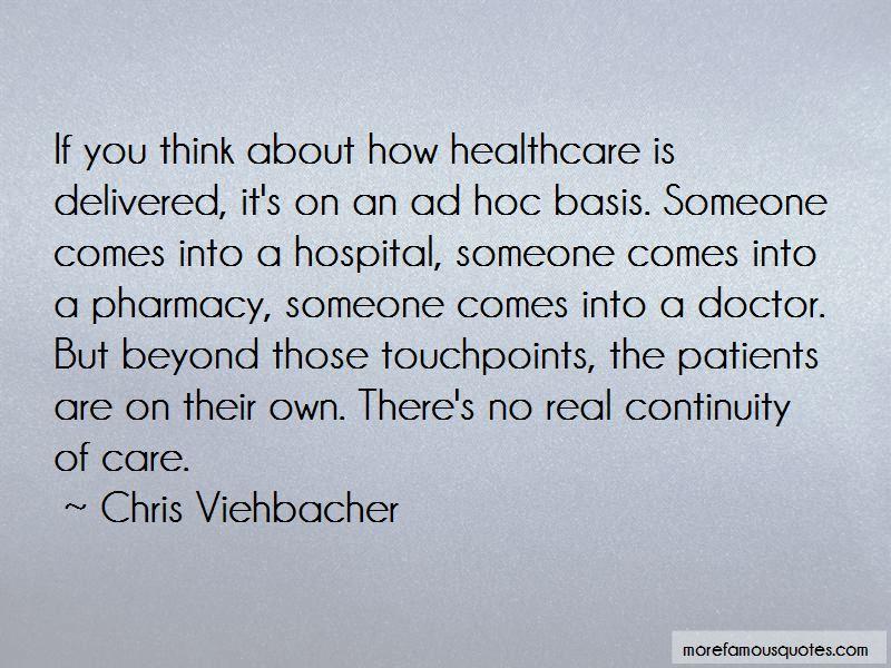 Hospital Pharmacy Quotes