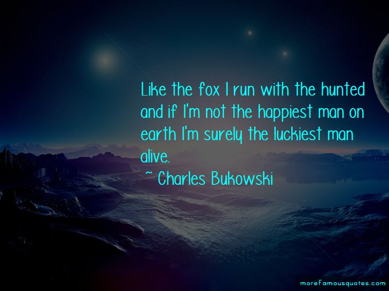 I Am The Luckiest Man Alive Quotes Pictures 3