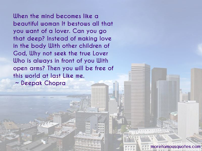 I Want A Love So Deep Quotes Pictures 2