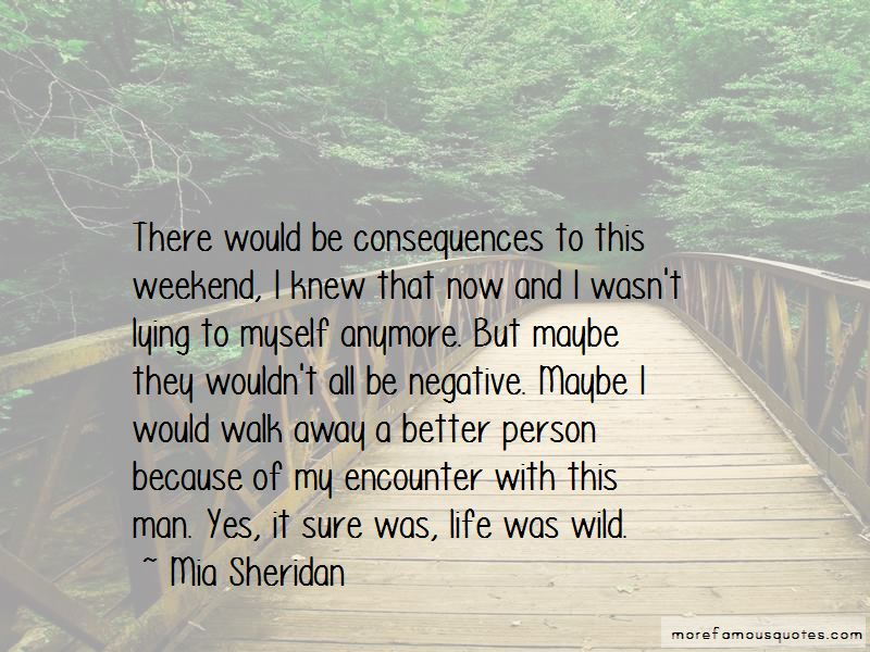 I Would Walk Quotes Pictures 3