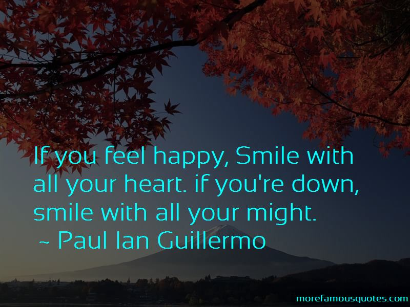 If You Feel Happy Quotes