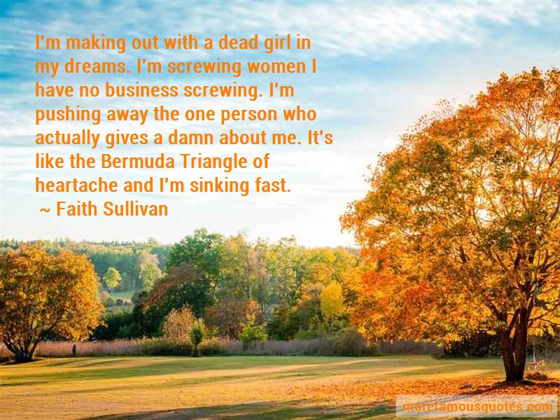 I'm Sinking Quotes