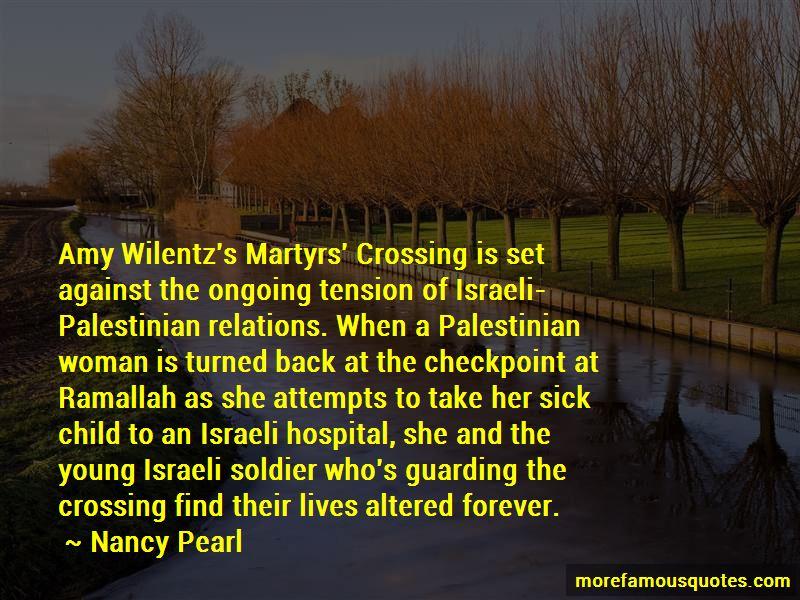 Israeli Soldier Quotes