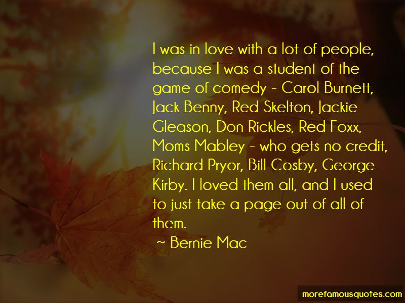 Jackie Moms Mabley Quotes