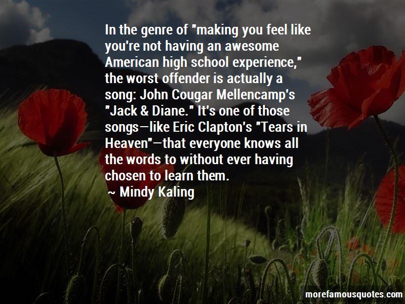 John Cougar Quotes