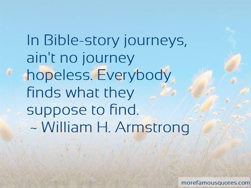 Journeys Bible Quotes