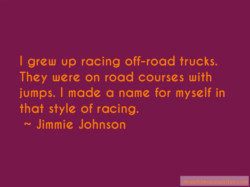Jumps Racing Quotes