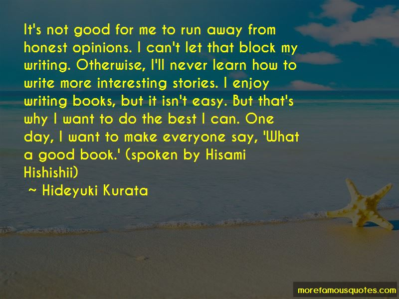 Just One Day Book Quotes