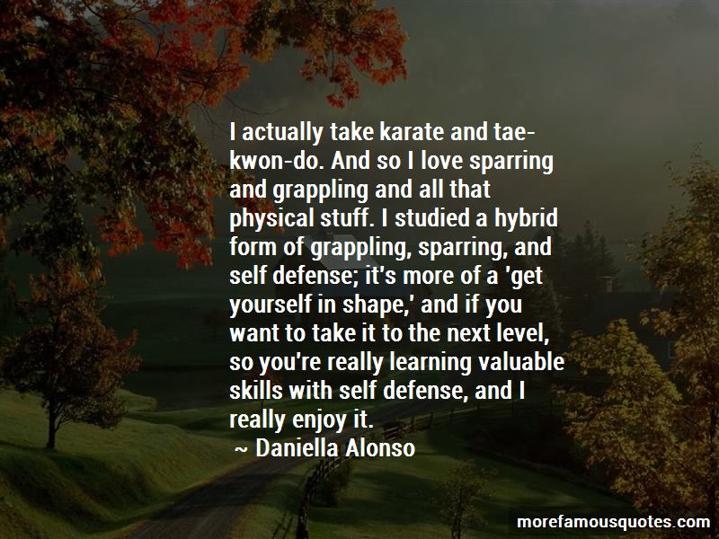Karate Sparring Quotes Pictures 3