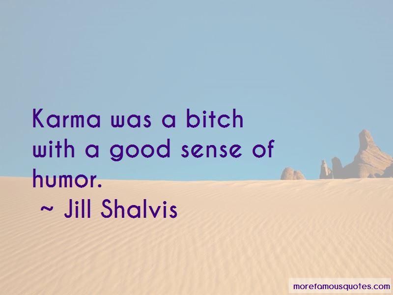 Karma Humor Quotes