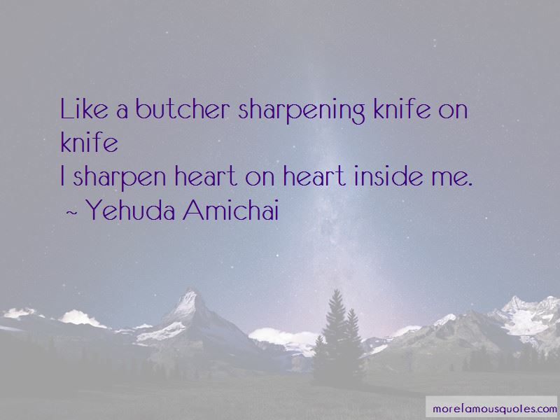 Knife Sharpening Quotes